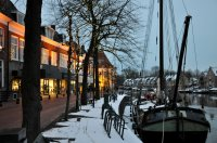 winter Diepswal Dokkum (7 dec '12)